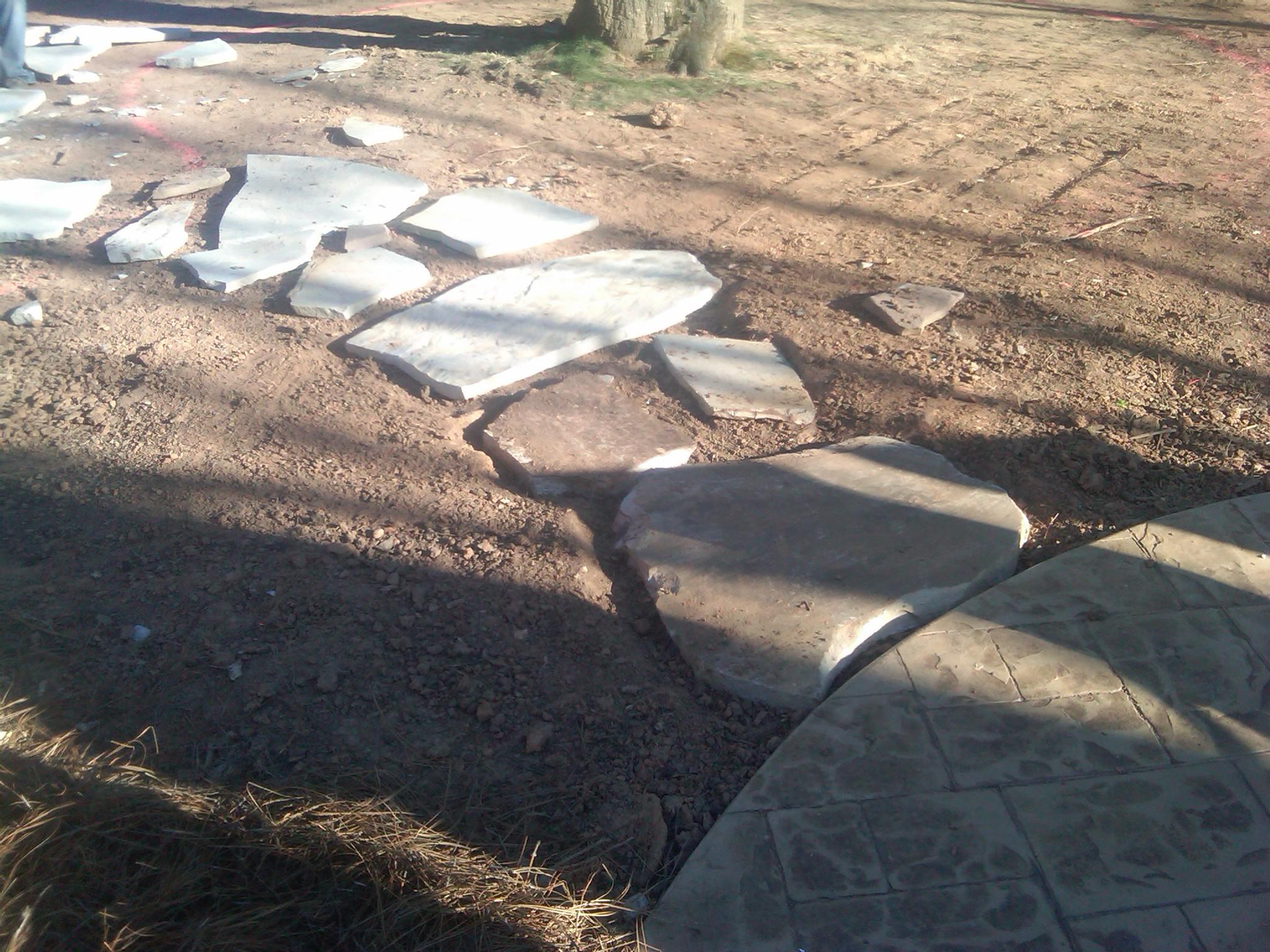 Gibbs Lawn Design Hardscaping