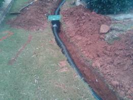 Gibbs Lawn Design - Drainage Solutions